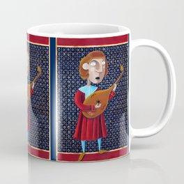 Il menestrello - L'Epoca di Federico II Coffee Mug