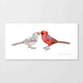 I Grub You by Teresa Thompson Canvas Print