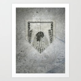 20 bucks Art Print