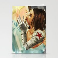 stucky Stationery Cards featuring Stucky Home at last by Pruoviare