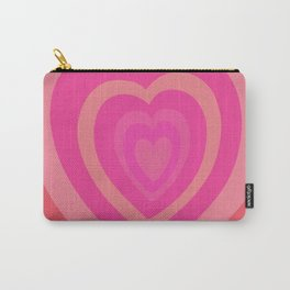 Love Me Like You Do - pink red Carry-All Pouch