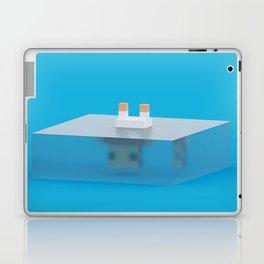 drowned (voxel) Laptop & iPad Skin