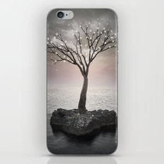 From the Withered Tree, a Flower Blooms (Tree of Solitude) iPhone & iPod Skin