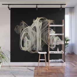 3D Fractal Skein Wall Mural