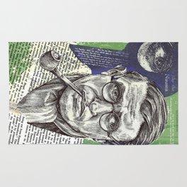Sartre  - Nothingness Rug