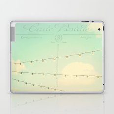 lights in the sky Laptop & iPad Skin