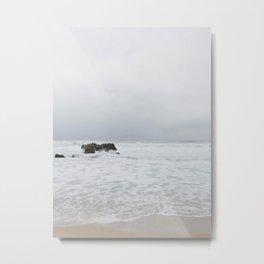 MYTH IV / california beach Metal Print