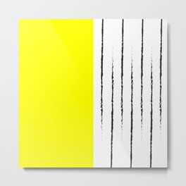 pop of color Metal Print