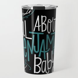 All About the Benjamins Travel Mug
