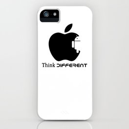 Think Different - Android Apple iPhone Case