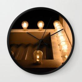 Light it Up Wall Clock