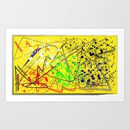 Atraff Art Print