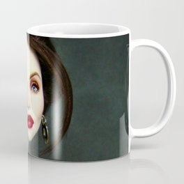 Monster Angelina Doll Coffee Mug