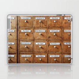 Pharmacy storage Laptop & iPad Skin