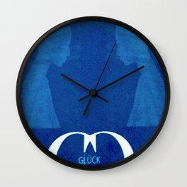 Fortune Digital Work Wall Clock