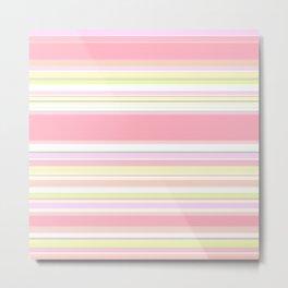 Stripe // GFT-Stripe003 Metal Print