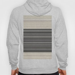 Decorative Modern GreyTaupe Clean Lines Hoody