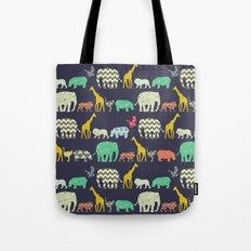 geo zoo Tote Bag