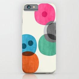 Cellular III iPhone Case