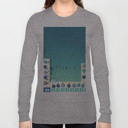Italy Beach Life - Sorrento Long Sleeve T-shirt