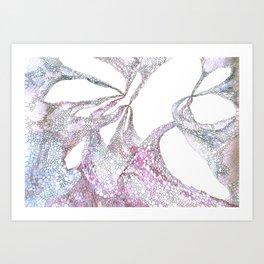 Bubbles! Art Print