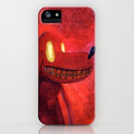 Zombie Dog iPhone Case