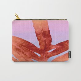 Green Fern Pantone 2016 Color of The Year Carry-All Pouch