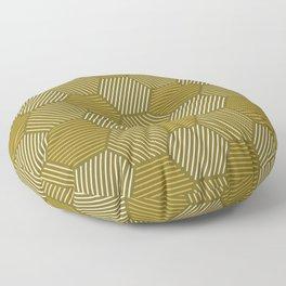 Op Art 78 Floor Pillow