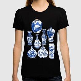 Blue Vases T-shirt