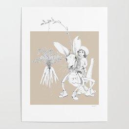 Weird & Wonderful: Harehopper Poster