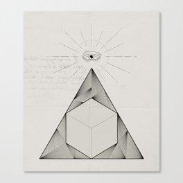 illumina. Canvas Print