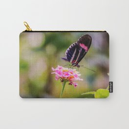 Thirsty Tropical Butterfly Carry-All Pouch