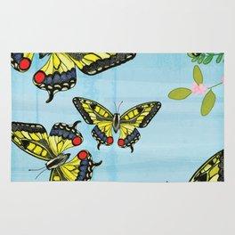 Flutter Away Rug