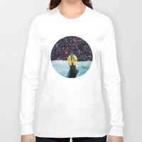 portal Long Sleeve T-shirts featuring PORTAL  by Blaz Rojs