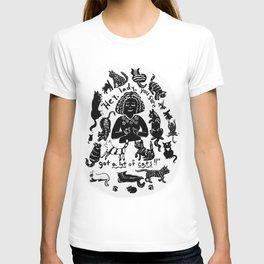Hey, lady! T-shirt