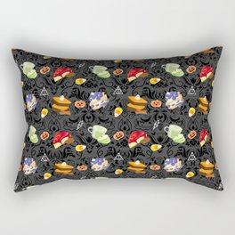 Magical Fall Snacks Rectangular Pillow