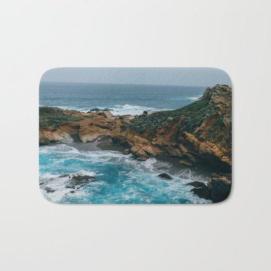 Big Sur Coast Bath Mat