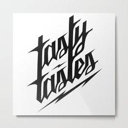 TastyTastes™ Metal Print