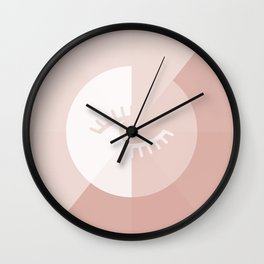 LOOKATME PINK Wall Clock