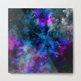 Everything is nothing 32 (therefore it was beautiful) Metal Print