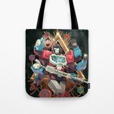 Shining Mind Tote Bag