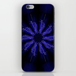 abstract design zz iPhone Skin