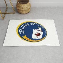 CIA Shield Rug