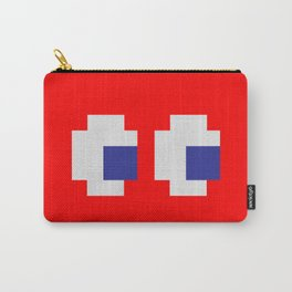 Retro Game Ghost Carry-All Pouch
