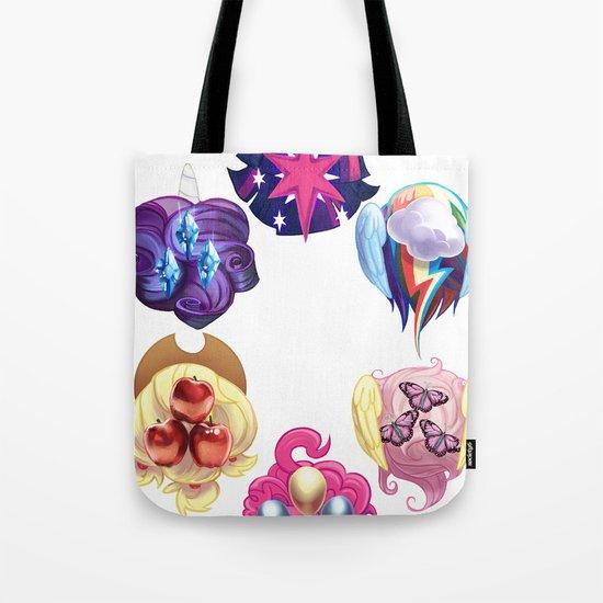 MLP: Altogether Now Tote Bag