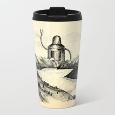 A Visitor From The North Metal Travel Mug