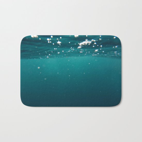 Submerged Bath Mat
