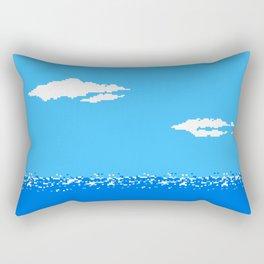 OCEAN CLOUDS Rectangular Pillow