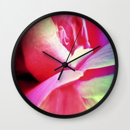 Abstract Delight Wall Clock