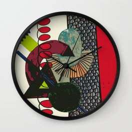 DESIGN AND THE CITY Wall Clock